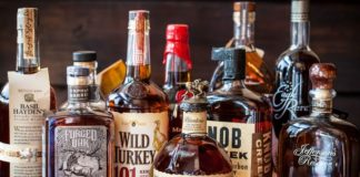Differenza tra bourbon e whiskey americano