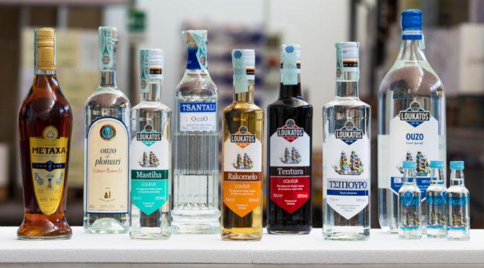 distillati grecia