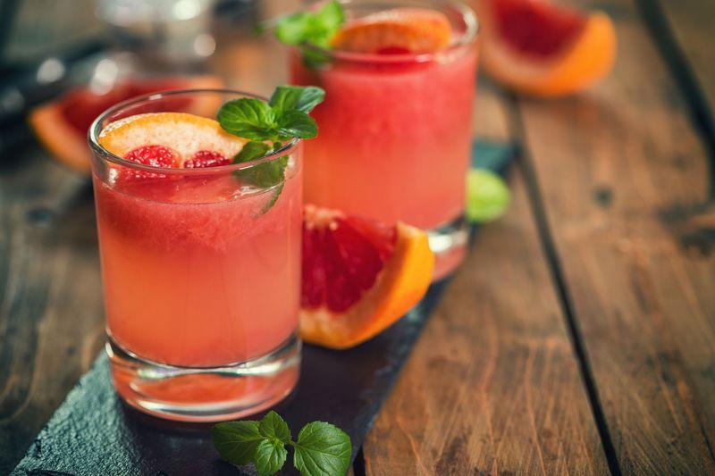cocktail con mezcal