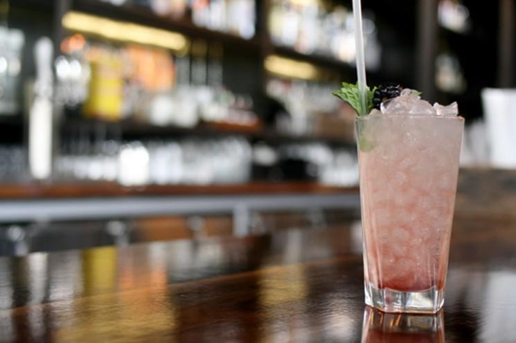 Cocktail con Sotol